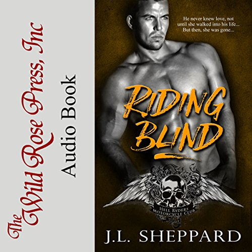 Riding Blind audiobook cover art