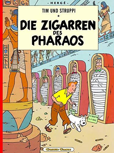 Tim und Struppi 3: Die Zigarren des Pharaos. Kindercomic ab 8 Jahren. Ideal für Leseanfänger: Comic-Klassiker