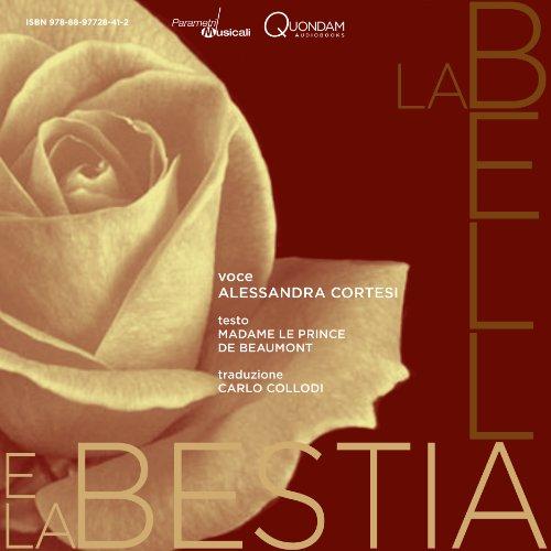 La Bella e la Bestia [Beauty and the Beast] audiobook cover art