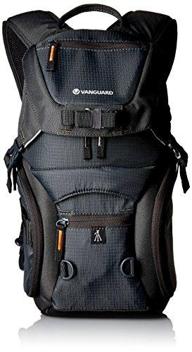Vanguard Adaptor 41 - Mochila para cámaras réflex/DSLR y accesorios (para diestros y zurdos), negro