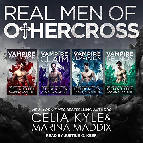 Real Men of Othercross Complete Series Boxed Set Audiobook By Celia Kyle, Marina Maddix cover art