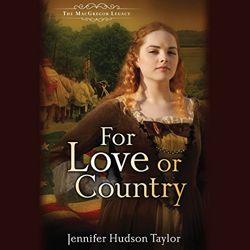 For Love or Country audiobook cover art