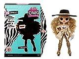LOL Surprise Muñecas de Moda Coleccionables para Niñas , Con 20 Sorpresas y Accesorios , Da Boss , OMG Serie 3