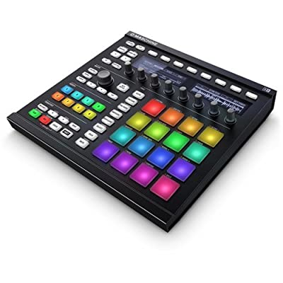 Native Instruments Maschine MK2 Groove Production Studio - Black