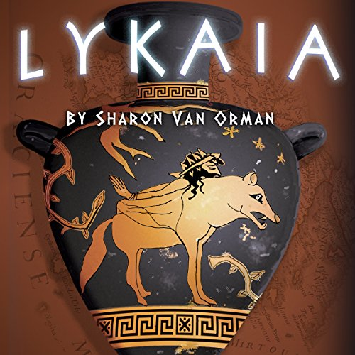 Lykaia audiobook cover art