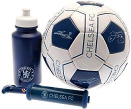ND Sports Unisex Combat Chelsea FC Signature Gift Set, Blauw, One Size