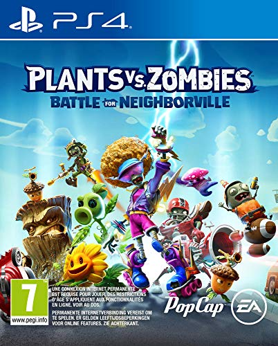 Plants vs Zombies: Battle for Neighborville - PS4 (PS4)