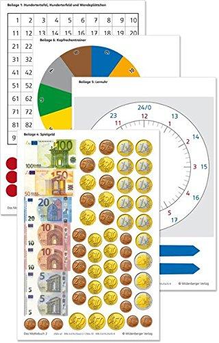 Das Mathebuch 2 - Arbeitsbeilagen (identisch mit 978-3-619-25472-9): passend zum Schülerbuch 978-3-619-25440-8 und 978-3-619-25470-5: Klasse 2, ... 978-3-619-25440-8 und 978-3-619-25470-5