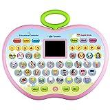 CITOY Spielzeug für 3-jährige Jungen, Kleinkind Lernspielzeug Geschenk für Jungen Baby Alter 2 3 4 Pädagogisches Computerspielzeug für 12-24 Monate Baby Mädchen Tablet Spielzeug Geschenk -