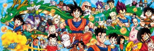 Dragonball Kai Puzzle Son Goku & Friends 950 pièces (n° 950-24)