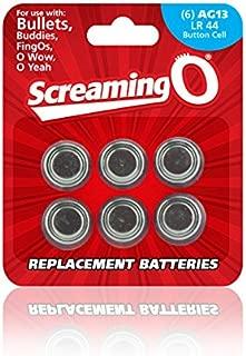 Screaming O Saze Ag-13 Batteries