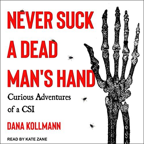 Never Suck a Dead Man's Hand cover art
