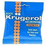 KRUEGEROL Halsbonbons zuckerfrei, 50 g