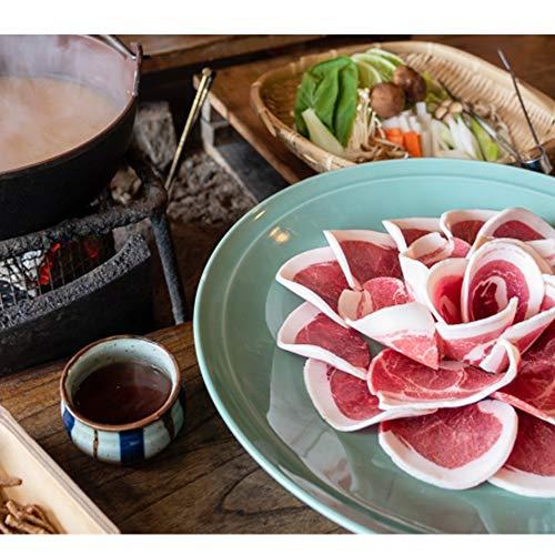 猪肉もも2mmスライス鍋物用