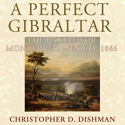 A Perfect Gibraltar audiobook cover art