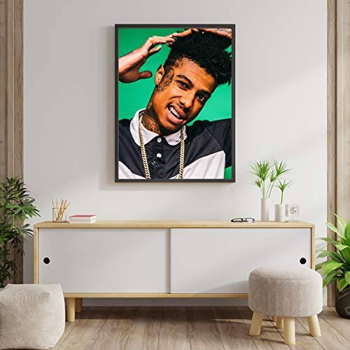 Blueface Respect My Cryppin Wall Art