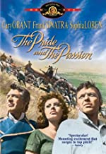 Best movie the pride and the passion Reviews