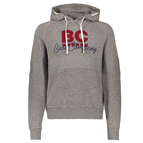 BEST COMPANY Uomo Sweatshirt mit Kapuze (3XL)