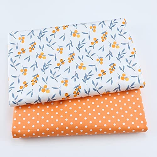 555TEAM SALENEW very popular! 2PCS Cat Dog Animals 100% Kids Sewing Fabric Cotton Max 69% OFF for