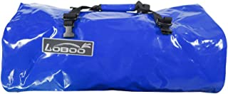 Loboo Waterproof Bag Expedition Dry Duffel Bag Motorcycle Luggage For Travel ,Sports, Cycling,Hiking,Camping (90l, blue)