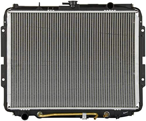 Spectra Premium CU1446 Complete Radiator for Isuzu Amigo/Pickup/Rodeo