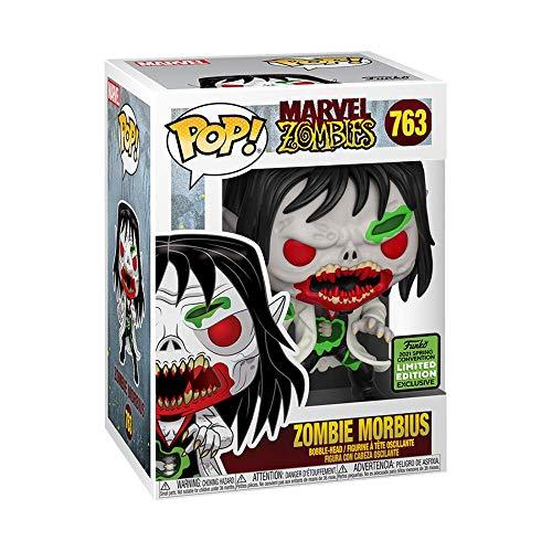 POP Funko Marvel Zombies #763 - Morbius Zombie 2021 Spring Convention Exclusive