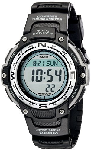 Casio Men's SGW100-1V Twin Sensor...