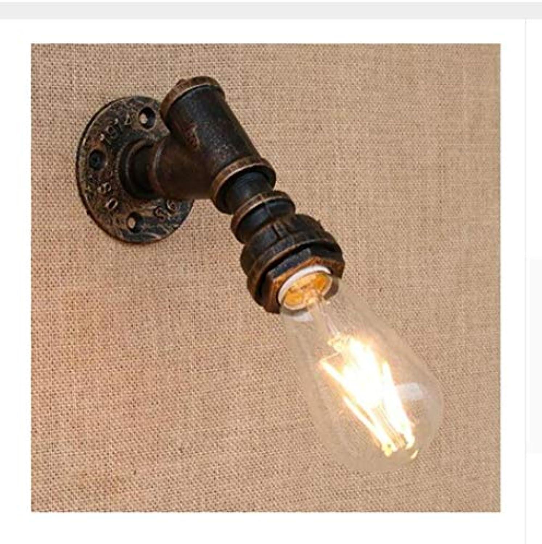 Aussenlampe Wandbeleuchtung Wandlampe Wandleuchte Innen Pipe Vintage Loft Wandlampe Nachttisch Mit Edison Led Lampe E27 Lichter Für Flur Schlafzimmer Wohnzimmer Bar Café