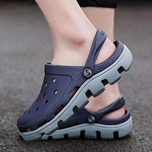 Chanclas Unisex Zapatos De Agujero Crock Shoes Hombre Zapatos para Hombre Sandalias Crocse Sandalias Zapatos De Verano Sandalen Zapatillas Sandalet Hombre Sandali Croc Zuecos