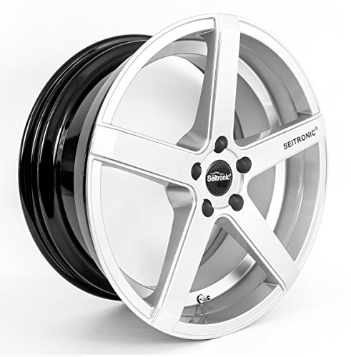 SEITRONIC® RP6 Alufelge | Concave Design | Hyper Silver 19 Zoll 8,5J 5x112-ET42-57,1