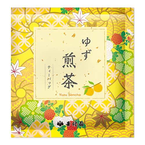 Sencha mit Yuzu – Grüntee - 15 Teebeutel