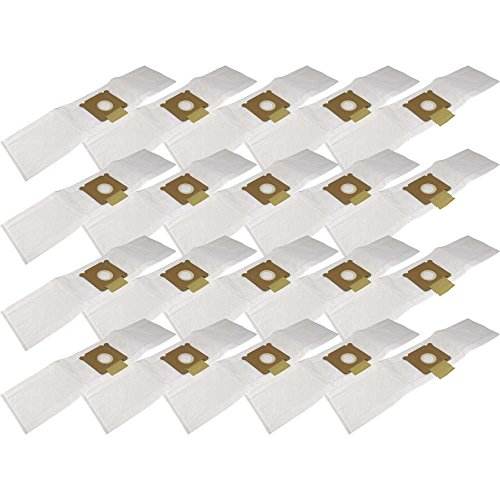 20 Staubsaugerbeutel aus Microvlies passend für Tennant 3400 > 3410
