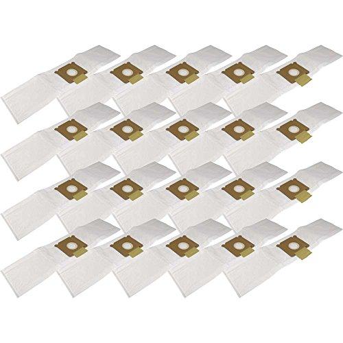 20 Staubsaugerbeutel aus Microvlies passend für Tennant V5