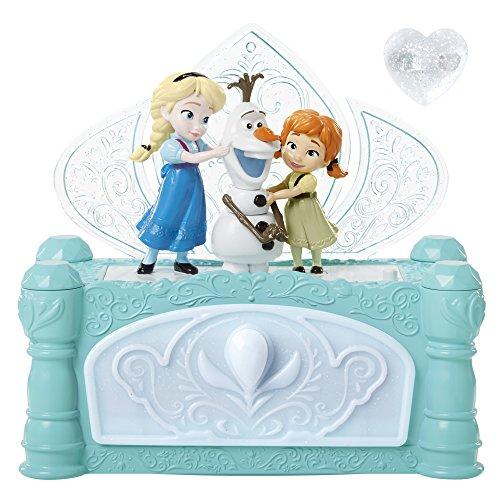 Disney Frozen Olaf 96309 - Möchten Sie Eine Schneemann-Schmuckschatulle Bauen