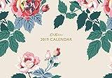 Cath Kidston: Eiderdown Rose 2019 Wall Calendar (Cath Kidston Stationery)