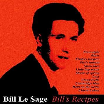 Bill's Recipes