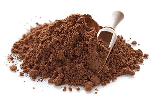 Premium Chocolatier Grade Cocoa Powder by Its Delish, 5 lbs (80 Oz) Bulk | Medium Dutch Cocoa Powder for Baking, Chocolate Making and Flavoring