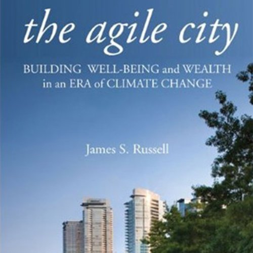 The Agile City audiobook cover art