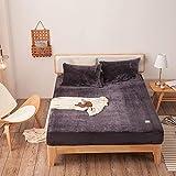 Xiaomizi Sábanas o fundas de almohada, lujosas, cálidas, suaves y cómodas.
