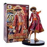 GYCOZ Decoración hogareña 2020 Una Pieza Luffy Anime Figura Toys Edición Teatral Luffy PVC Figura de...
