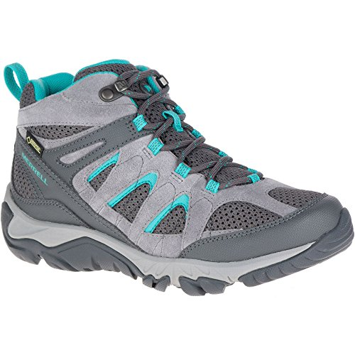 W Outmost Mid Vent Goretex