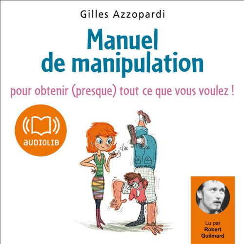 Manuel de manipulation  audiobook cover art