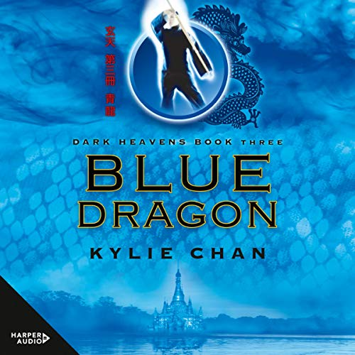 Blue Dragon cover art
