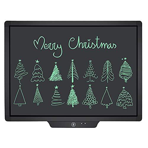 Moligh doll Elektronisches 20 Zoll LCD Zeichen Brett für Kinder, die Graffiti Zeichnung Kleine Tafel der FrüHen Bildung Schreiben