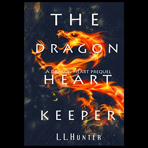 The Dragon Heart Keeper audiobook cover art