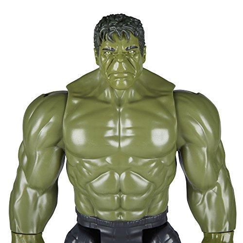 Figurine de Hulk de la Série Titan Hero - 3