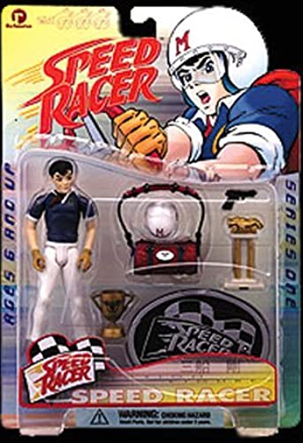 Speed Racer Series One Action Figure by Speed Racer