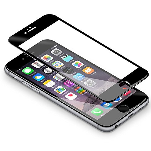 ISKIP Protector de pantalla para iPhone 6 6s, Protector de pantalla de...