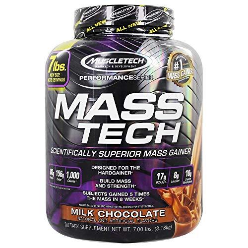 Muscletech Mass Tech Performance 3,2 kg Chocolate