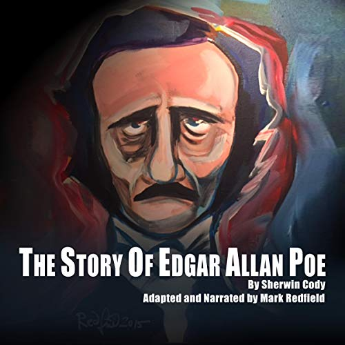 The Story of Edgar Allan Poe cover art